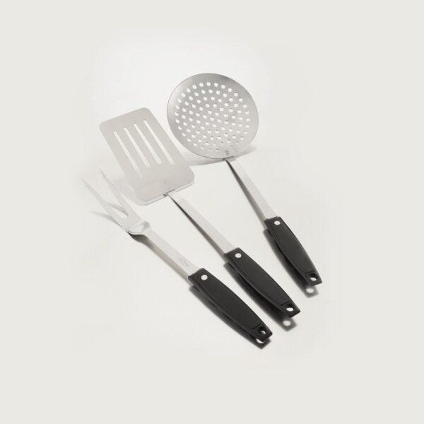 Set utensilios 1000 Andina de 3 piezas.