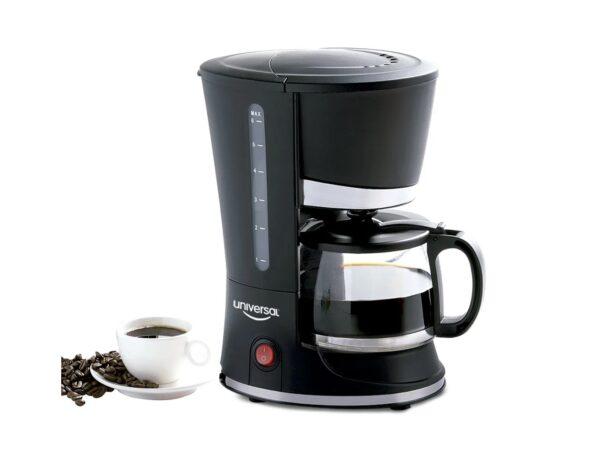 Cafetera 4-6 tazas 0.6 litros.