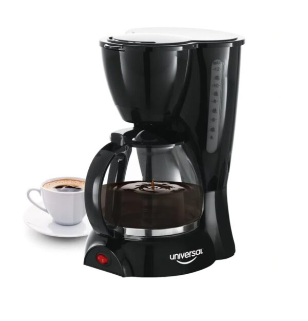 Cafetera 10 -12 tazas Universal