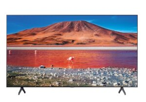 "Samsung 65"" Crystal UHD 4K Smart TV 2020"