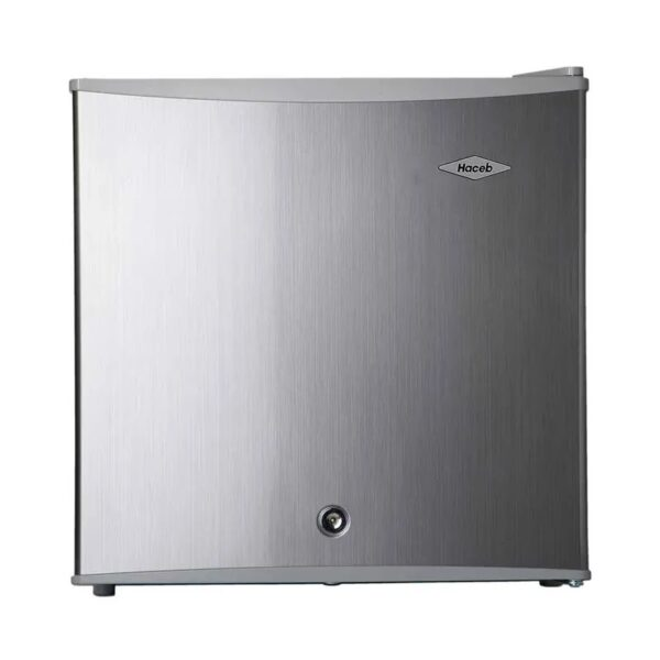 Minibar 46 Haceb - 46 litros - titanio.