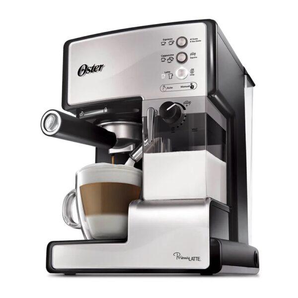 Cafetera automática para espresso